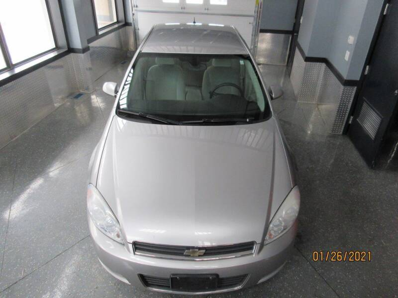 2006 Chevrolet Impala for sale at Settle Auto Sales TAYLOR ST. in Fort Wayne IN