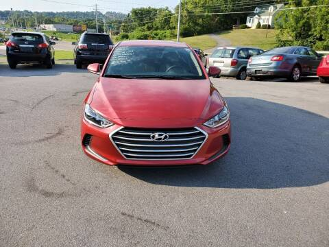 2017 Hyundai Elantra for sale at DISCOUNT AUTO SALES in Johnson City TN