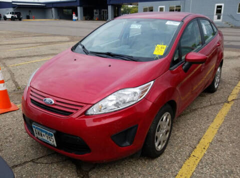 2012 Ford Fiesta for sale at Green Light Auto in Sioux Falls SD