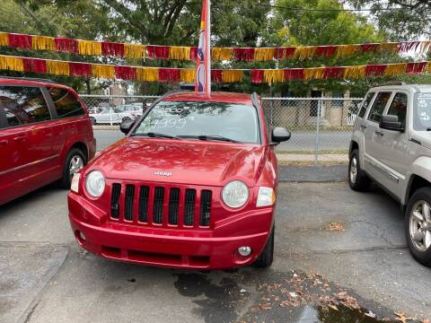 2010 Jeep Compass for sale at Chambers Auto Sales LLC in Trenton NJ