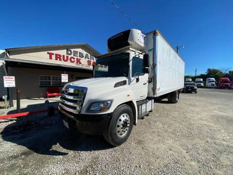 2014 Hino 338 for sale at DEBARY TRUCK SALES in Sanford FL