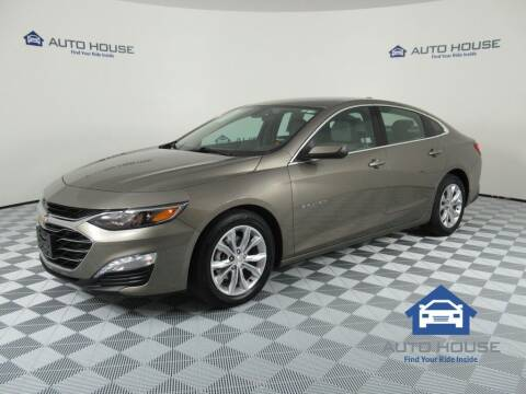2020 Chevrolet Malibu for sale at AUTO HOUSE TEMPE in Tempe AZ