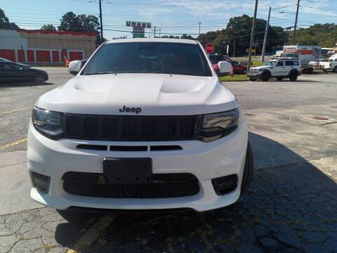 2018 Jeep Grand Cherokee for sale at Atlanta Fine Cars in Jonesboro GA