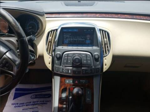 2012 Buick LaCrosse for sale at JacksonvilleMotorMall.com in Jacksonville FL