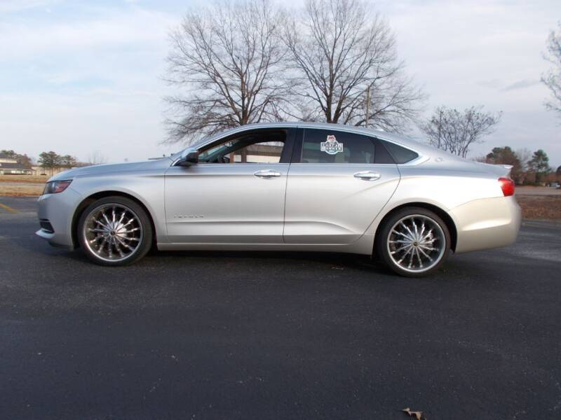 2015 Chevrolet Impala for sale at A & P Automotive in Montgomery AL