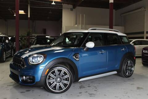 2019 MINI Countryman for sale at SELECT MOTORS in San Mateo CA
