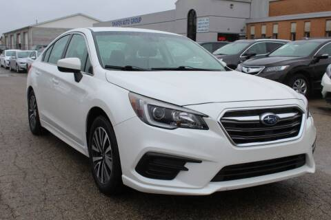 2019 Subaru Legacy for sale at SHAFER AUTO GROUP in Columbus OH