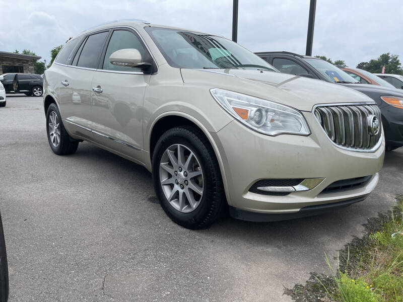 2014 Buick Enclave for sale at Auto Credit Xpress - Sherwood in Sherwood AR