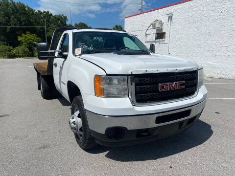 2014 GMC Sierra 3500HD for sale at LUXURY AUTO MALL in Tampa FL
