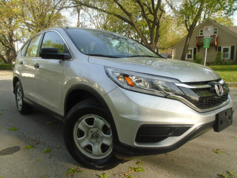 2016 Honda CR-V for sale at Sunshine Auto Sales in Kansas City MO