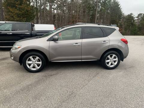 2009 Nissan Murano for sale at Leroy Maybry Used Cars in Landrum SC
