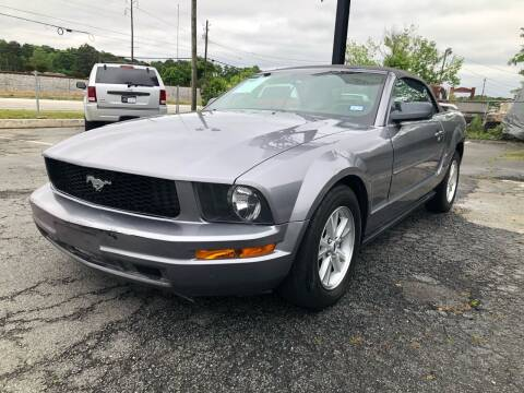 2006 Ford Mustang for sale at Atlas Auto Sales in Smyrna GA