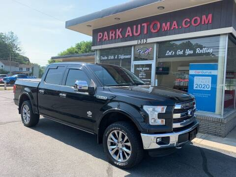 2015 Ford F-150 for sale at Park Auto LLC in Palmer MA