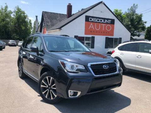 2018 Subaru Forester for sale at Discount Auto Brokers Inc. in Lehi UT
