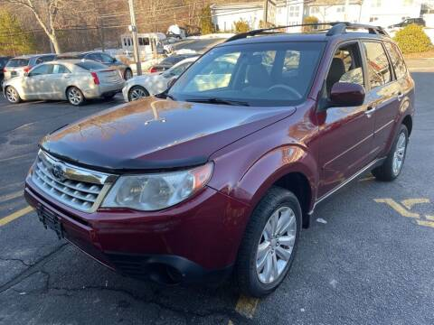 2011 Subaru Forester for sale at Premier Automart in Milford MA