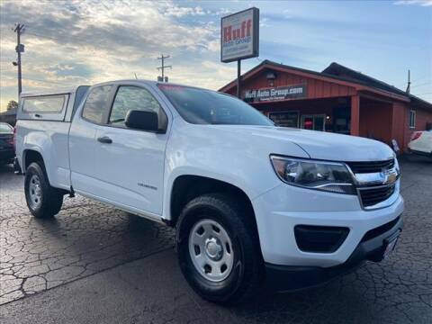 2015 Chevrolet Colorado for sale at HUFF AUTO GROUP in Jackson MI
