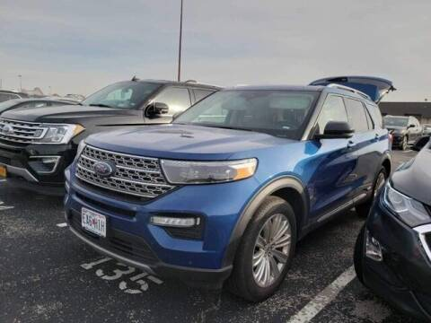 2020 Ford Explorer for sale at Tim Short Chrysler in Morehead KY