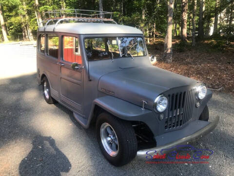 1948 Jeep Overlander for sale at SelectClassicCars.com in Hiram GA