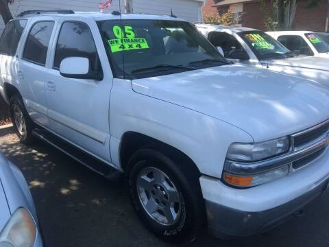 2005 Chevrolet Tahoe for sale at American Dream Motors in Everett WA