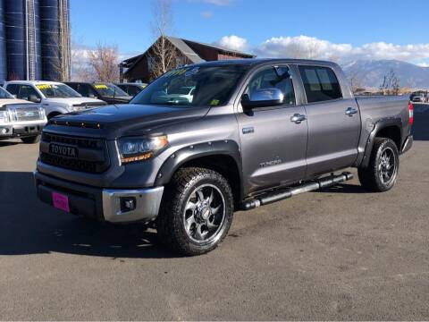 2016 Toyota Tundra for sale at Snyder Motors Inc in Bozeman MT