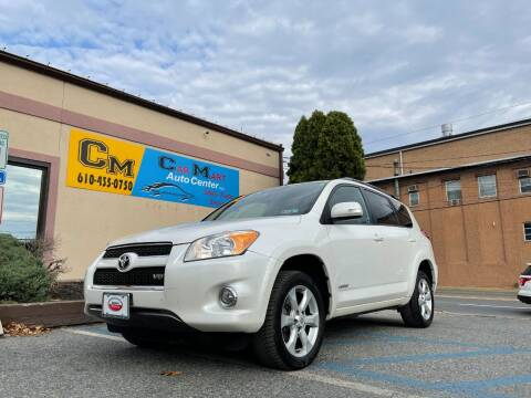 2012 Toyota RAV4 for sale at Car Mart Auto Center II, LLC in Allentown PA