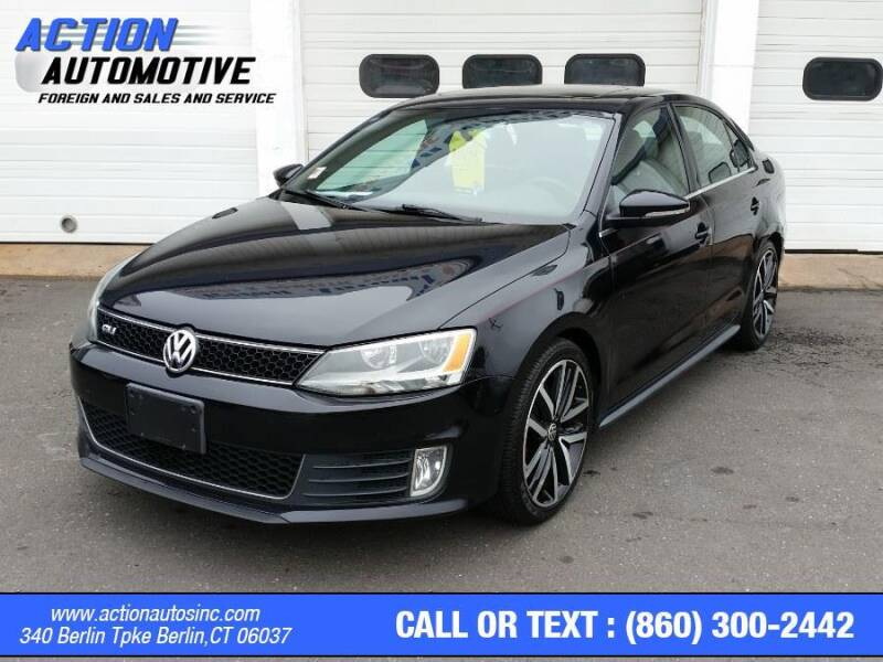 2012 Volkswagen Jetta for sale at Action Automotive Inc in Berlin CT