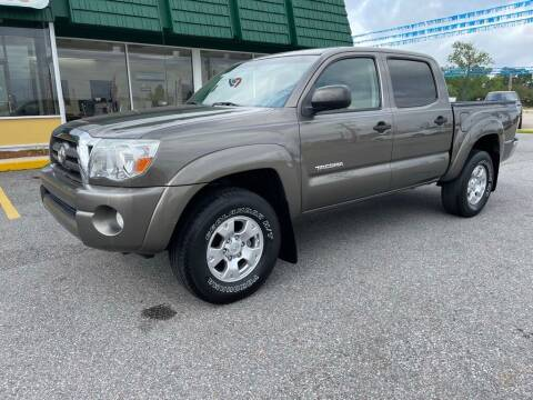 2010 Toyota Tacoma for sale at Southeast Auto Inc in Baton Rouge LA