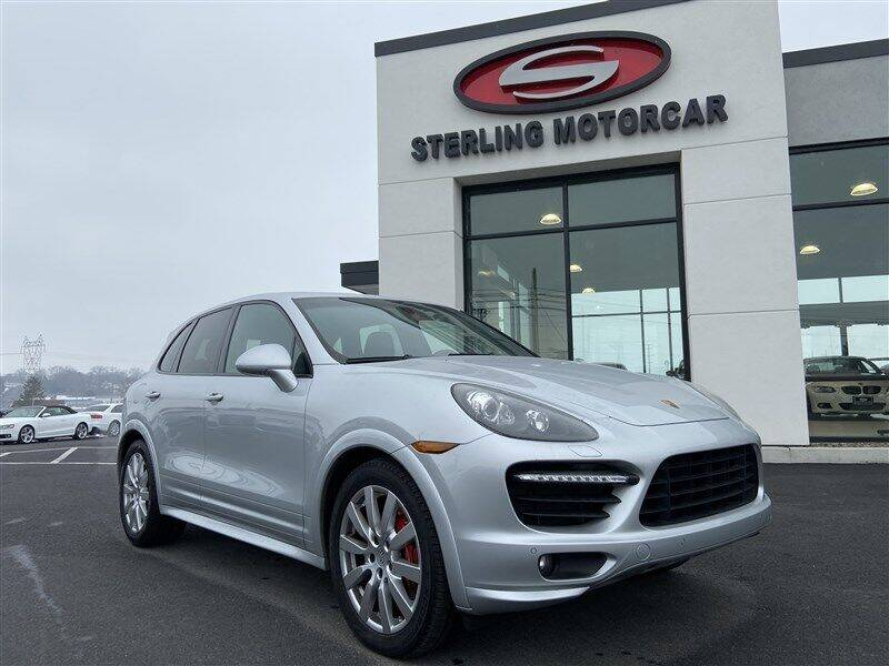 2013 Porsche Cayenne for sale at Sterling Motorcar in Ephrata PA