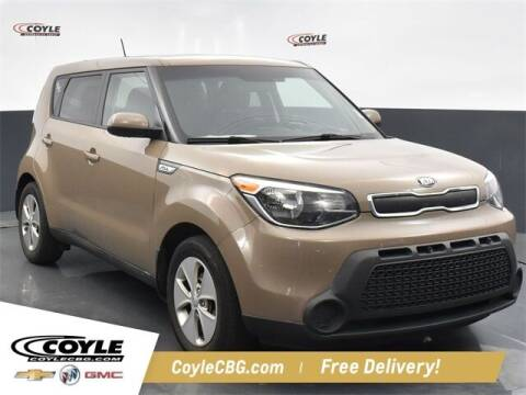 2016 Kia Soul for sale at COYLE GM - COYLE NISSAN - New Inventory in Clarksville IN