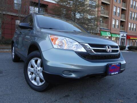 2011 Honda CR-V for sale at H & R Auto in Arlington VA