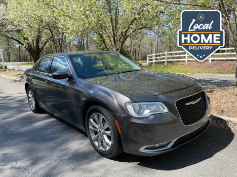 2016 Chrysler 300 for sale at Premier Auto Solutions & Sales in Quinton VA