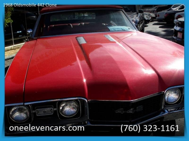 1968 Oldsmobile 442 for sale in Palm Springs, CA
