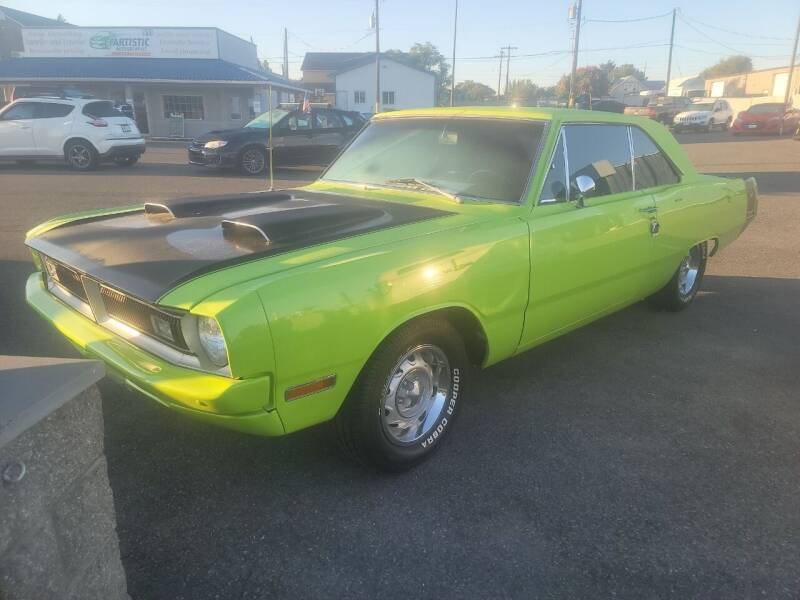 1971 Dodge Dart for sale at Artistic Auto Group, LLC in Kennewick WA