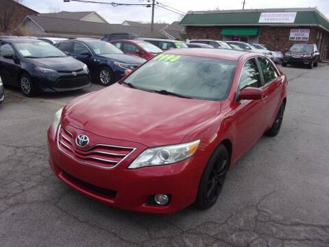 2011 Toyota Camry for sale at Auto Sales Sheila, Inc in Louisville KY