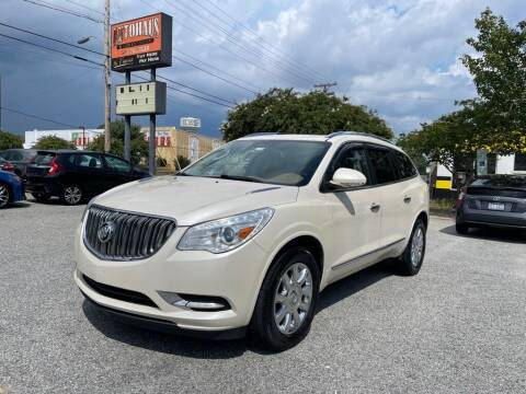 2014 Buick Enclave for sale at Autohaus of Greensboro in Greensboro NC