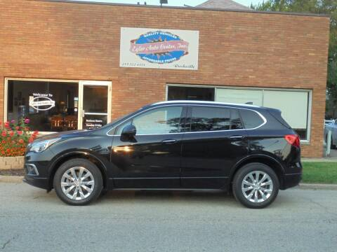 2018 Buick Envision for sale at Eyler Auto Center Inc. in Rushville IL