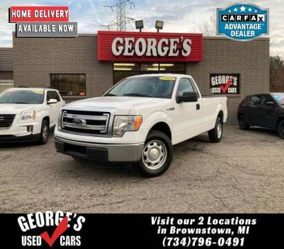 2014 Ford F-150 for sale at George's Used Cars - Telegraph in Brownstown MI