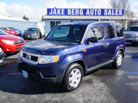 2010 Honda Element for sale at Jake Berg Auto Sales in Gladstone OR