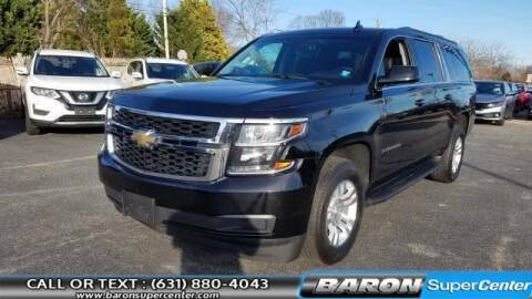 2019 Chevrolet Suburban for sale at Baron Super Center in Patchogue NY