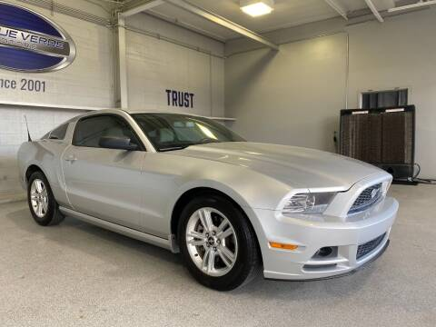 2014 Ford Mustang for sale at TANQUE VERDE MOTORS in Tucson AZ