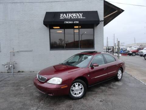 2004 Mercury Sable for sale at FAIRWAY AUTO SALES, INC. in Melrose Park IL
