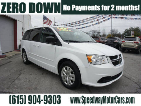 2016 Dodge Grand Caravan for sale at Speedway Motors in Murfreesboro TN