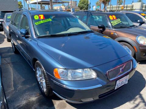 2007 Volvo V70 for sale at North County Auto in Oceanside CA