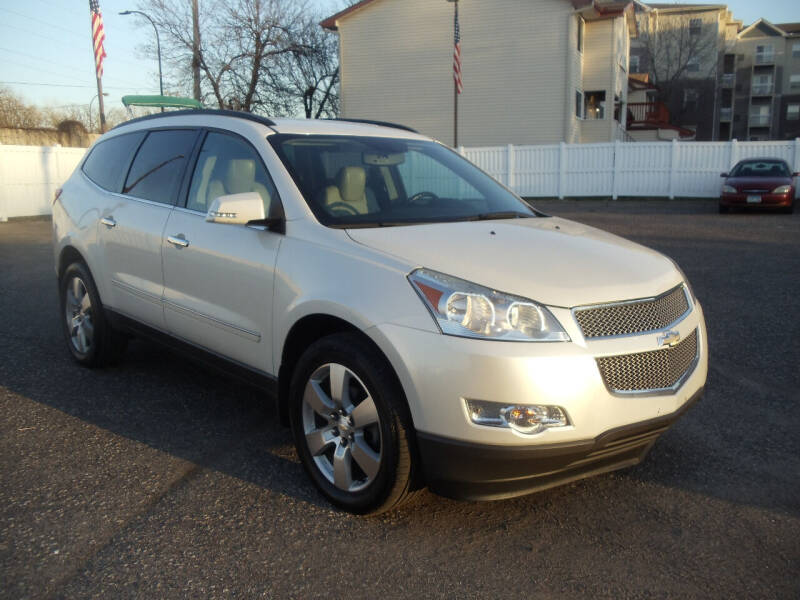 2011 Chevrolet Traverse for sale at Metro Motor Sales in Minneapolis MN
