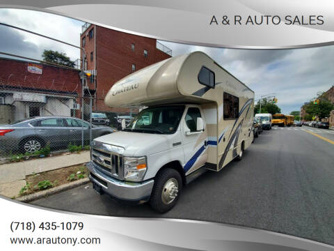 2018 Ford E-Series Chassis for sale at A & R Auto Sales in Brooklyn NY