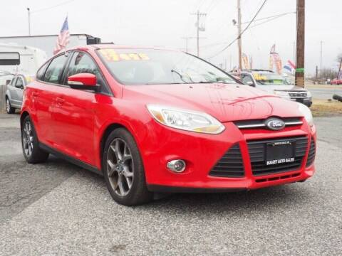 2013 Ford Focus for sale at Budget Auto Sales & Services in Havre De Grace MD