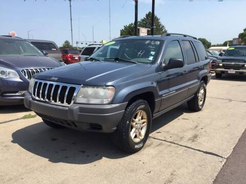 2003 Jeep Grand Cherokee for sale at De Anda Auto Sales in South Sioux City NE