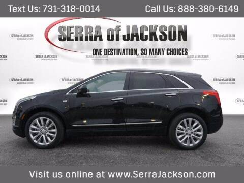 2017 Cadillac XT5 for sale at Serra Of Jackson in Jackson TN