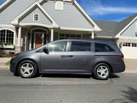 2014 Honda Odyssey for sale at You Win Auto in Burnsville MN