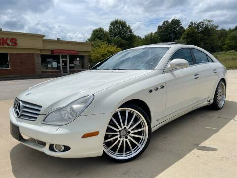2007 Mercedes-Benz CLS for sale at Gwinnett Luxury Motors in Buford GA
